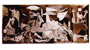 Ranmath Marlright Picasso Guernica