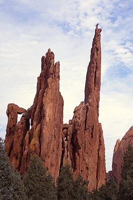Climbing Colorado Gotgmontezuma